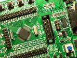 Отладочная плата MSP430F14Xmini