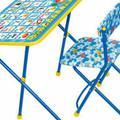 Стол и стул Познайка-Азбука новый, доставка