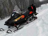 Снегоход Атака