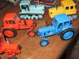 Тракторы 1 43