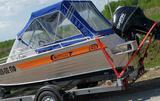Wellboat 45DC + Tohatsu MFS 50 aetl+ Yamaha 3 amhs
